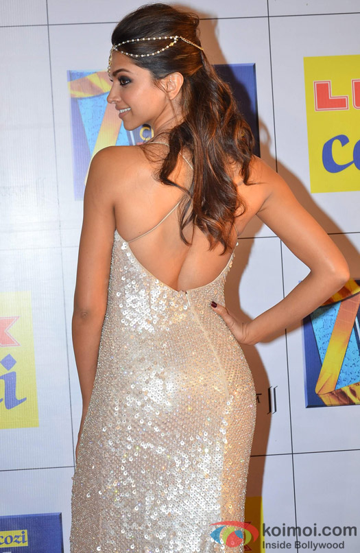 Deepika padukone hot back
