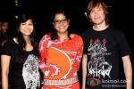 Devki, Ekta And Luke Kenny Attend 'Riddick' Premiere