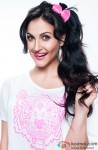 Elli Avram smiles cutely here