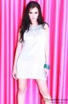 Evelyn Sharma looks beautiful in little white dress