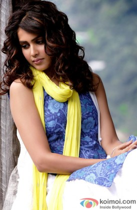 Genelia D'souza Snapped In A Pensive Mood