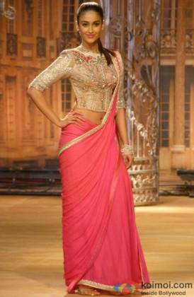 Ileana DCruz Looks Stunning In Indian Attire