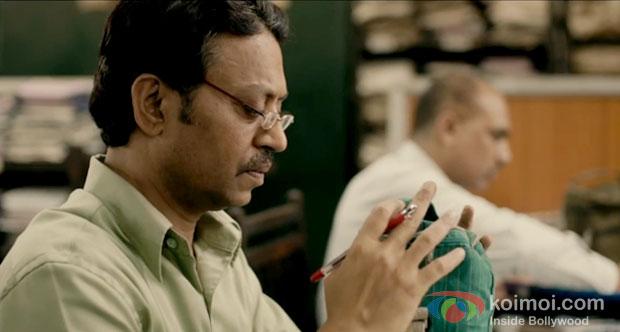 Irrfan Khan in The Lunchbox Movie Stills