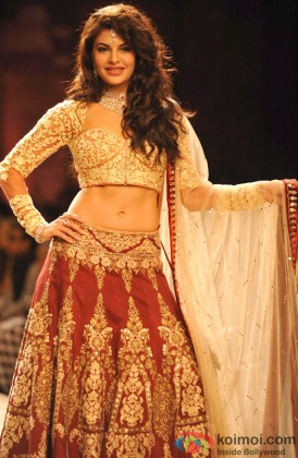 Jacqueline Fernandez Looking Stunning As The Showstopper