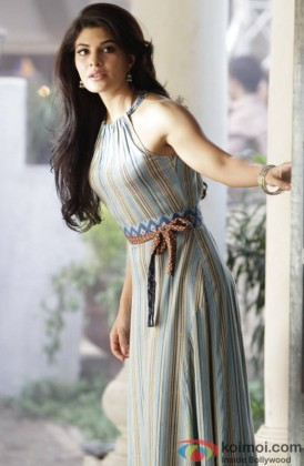 Jacqueline Fernandez Snapped At A Photoshoot