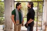 Jimmy Shergill and Saif Ali Khan in Bullett Raja Movie Stills