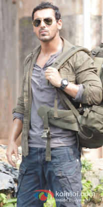 John Abraham in Madras Cafe Movie Movie Stills