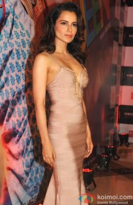 Kangana Ranaut Looks Stunning At An Event