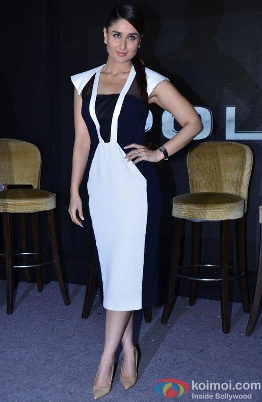 dress white Kareena kapoor