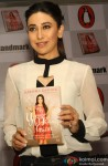 Karisma Kapoor unveils her book 'My Yummy Mummy Guide' Pic 1