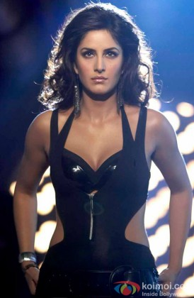 Katrina Kaif Looking Stunning In Black
