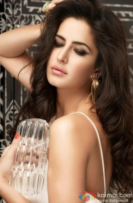 Katrina Kaif Poses In A Sexy Pose