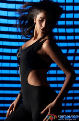 Katrina Kaif Snapped In A Dance Move