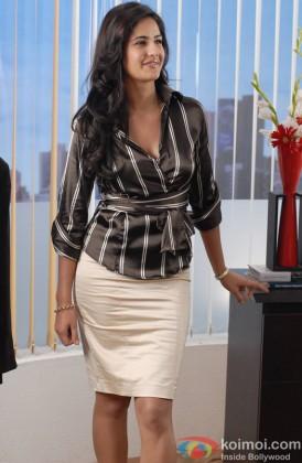 Katrina Kaif Snapped Wearing Formals