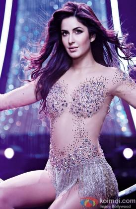 Katrina Kaif in a song still from 'Dhoom 3'