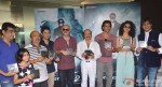 Kishan Kumar, Sameer, Bhushan Kumar, Rakesh Roshan, Rajesh Roshan, Hrithik Roshan, Kangana Ranaut and Vivek Oberoi at the Krrish 3's Music Launch Event