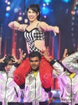 Lauren Gottlibe On the sets of Jhalak Dikhla Ja Season 6