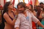 Mahie Gill and Saif Ali Khan in Bullett Raja Movie Stills