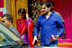 Malaika Arora Khan And Arbaaz Khan At Salman Khan's 'Ganesh Visarjan' Celebration