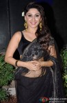 Manjari Fadnis hot in saree