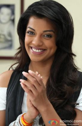 Mugdha Godse Flashes That Beautiful Smile