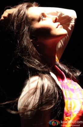 Neha Dhupia Looking Gorgeous At A Photo shoot