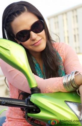 Neha Dhupia Looking Stunning In Shades