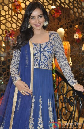 Neha Sharma Looking Beautiful In An Ethnic Attire