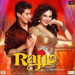 Paras Arora and Kangana Ranaut in Rajjo Movie Poster