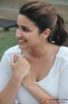 Parineeti Chopra Flashes Her Pretty Smile
