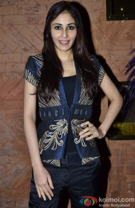 Pooja Chopra Looking Stunning In Black