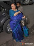 Poonam Sinha At Salman Khan's 'Ganesh Visarjan' Celebration