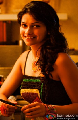 Prachi Desai Flashes Her Beautiful Smile