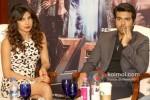 Priyanka Chopra & Ram Charan Teja Promote 'Zanjeer' In Delhi