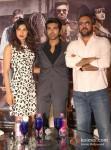Priyanka Chopra, Ram Charan Teja And Apoorv Lakhia Promote 'Zanjeer' In Delhi Pic 1