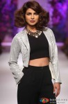 Priyanka Chopra Scorches The Ramp At Lakme Fashion Week