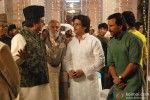 Raj Babbar, Jimmy Shergill and Saif Ali Khan in Bullett Raja Movie Stills
