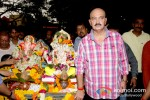 Rakesh Roshan At Hrithik Roshan's 'Ganesh Visarjan' Celebration Pic 3