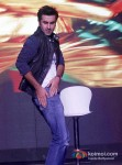 Ranbir Kapoor At The Launch Of Besharam's New Song 'Aa Re' Pic 8