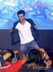 Ranbir Kapoor At The Launch Of Besharam's New Song 'Aa Re' Pic 5