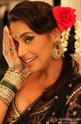 Rani Mukerji In A Song Still From Aiyyaa