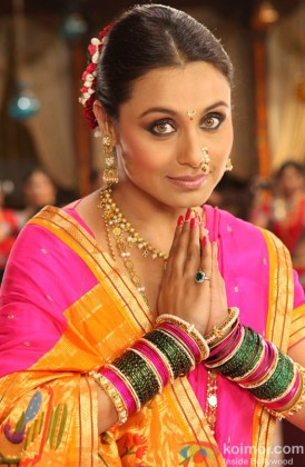 Rani Mukerji In A Still From Aiyyaa