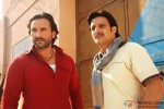 Saif Ali Khan and Jimmy Shergill in Bullett Raja Movie Stills