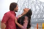 Saif Ali Khan and Sonakshi Sinha in Bullett Raja Movie Stills Pic 4