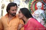 Saif Ali Khan and Sonakshi Sinha in Bullett Raja Movie Stills Pic 5