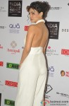 Sara Loren during the launch of India Resortwear Fashion Calendar 2014