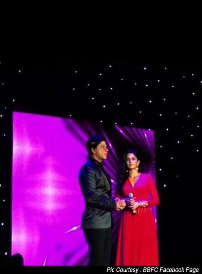 Shah Rukh Khan And Katrina Kaif Perform At A High Profile London Wedding Pic 1