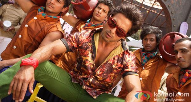 Shahid Kapoor in Phata Poster Nikhla Hero Movie Stills