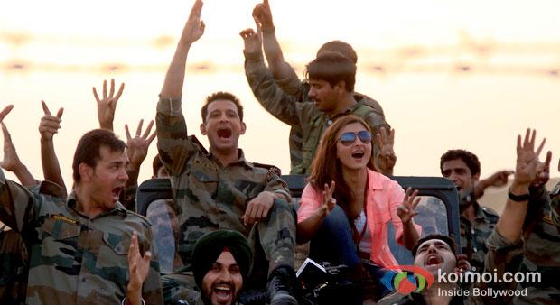Sharman Josh And Soha Ali Khan in War Chhod Na Yaar Movie Stills