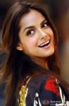 Shazahn Padamsee gives a sweet smile!